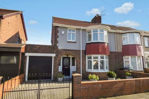 3 bedroom semi-detached house for sale - Sheringham Avenue, North Shields