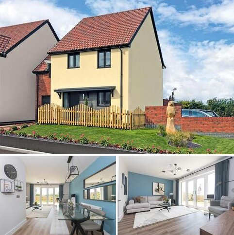 4 bedroom detached house for sale - Plot 144, The Brunel at Kingfisher Green, Phase 3A Cranbrook New Town, Rockbeare, Exeter EX5