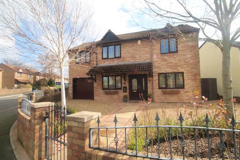 4 bedroom detached house for sale - Shire Court, Quakers Yard, Treharris