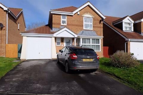 4 bedroom detached house for sale - Glas Y Llwyn, Barry, Vale Of Glamorgan