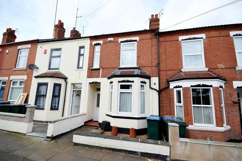 4 bedroom terraced house to rent - Broomfield Road, Earlsdon, Coventry CV5 6LA