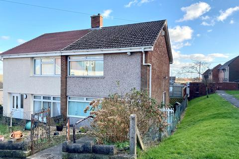 2 bedroom semi-detached house for sale - Parkhill Road, Treboeth, Swansea, SA5