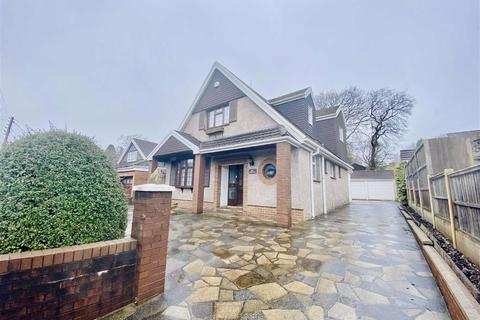 4 bedroom detached house for sale - Gorwydd Road, Gowerton, Swansea