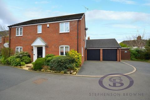 4 bedroom detached house for sale - Madeley Court, Madeley, Crewe