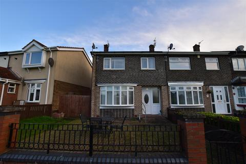 3 bedroom terraced house to rent - Bellamy Crescent, Town End Farm, Sunderland