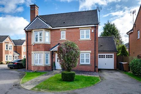4 bedroom detached house for sale - Valiant Close, Burbage, Hinckley