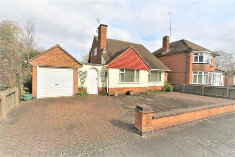 3 bedroom detached house for sale - Sedgebrook Close, Evington, Leicester LE5