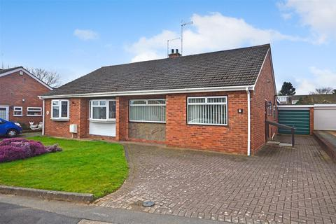 2 bedroom semi-detached bungalow for sale - Alpine Rise, Styvechale Grange, Coventry