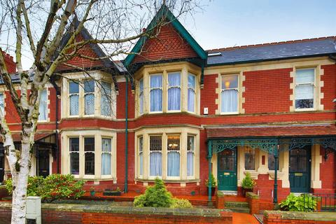 4 bedroom terraced house for sale - Kimberley Road, Cardiff
