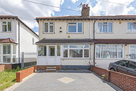3 bedroom end of terrace house to rent - Park View Road, Uxbridge, Middlesex UB8 3LL