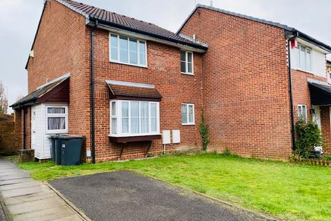 1 bedroom cluster house to rent - SHARPLGREEN, LUTON LU3