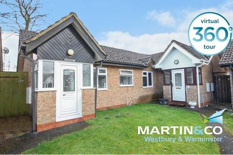 3 bedroom semi-detached bungalow for sale - Downsview , Warminster