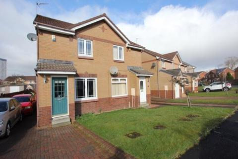 2 bedroom semi-detached house to rent - REGENTS PARK, FORTIES CRESCENT, G46 8JS - UNFURNISHED