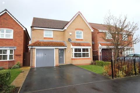 4 bedroom detached house for sale - Miller Road, Brymbo, Wrexham, LL11