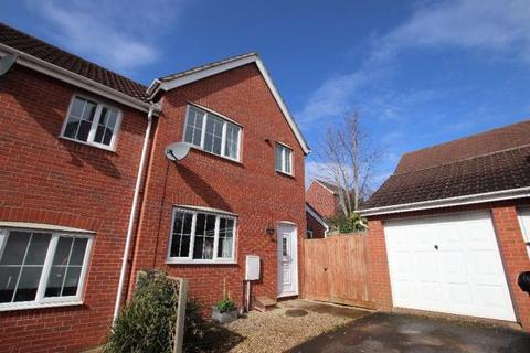 3 bedroom semi-detached house for sale - Nichol Place, Cotford St Luke, Taunton TA4