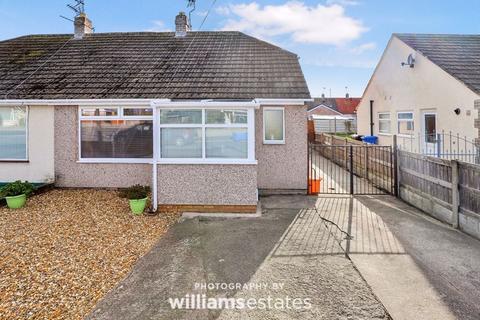 3 bedroom semi-detached bungalow for sale - Beverley Drive, Prestatyn