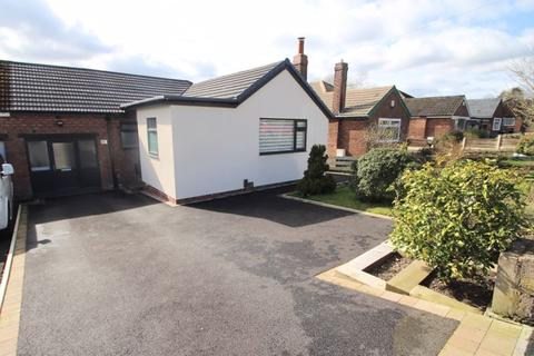 3 bedroom semi-detached bungalow for sale - Richmond Road, Romiley