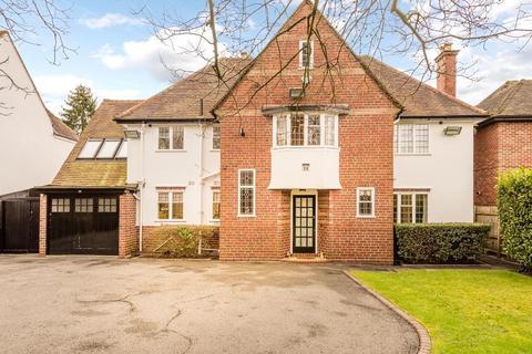 5 bedroom detached house for sale - St Marys Road, Harborne, Birmingham, B17 0HA