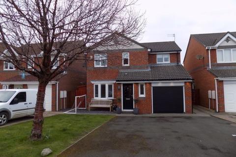 4 bedroom detached house for sale - Ripley Close, Bedlington