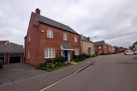4 bedroom detached house for sale - Siddington Drive, Aylesbury