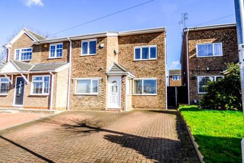 3 bedroom semi-detached house for sale - Kentmere Close, Kemspton, Bedford, MK42 8HF