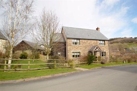 4 bedroom detached house for sale - Horseyard Lane, Evenjobb, Presteigne, Powys