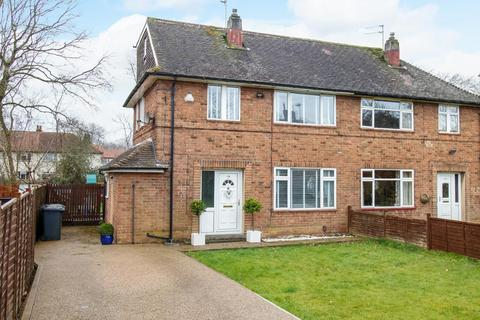 3 bedroom semi-detached house for sale - Sandringham Mount, Moortown