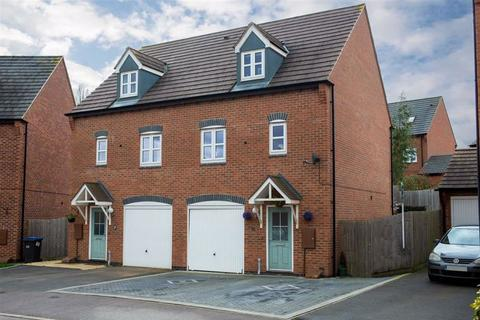 3 bedroom semi-detached house for sale - Olympic Way, Hinckley