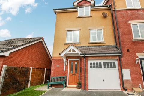 4 bedroom end of terrace house for sale - Ffordd Idwal, Prestatyn