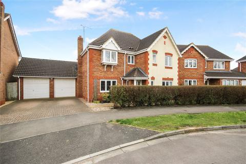 4 bedroom detached house for sale - Queen Elizabeth Drive, Taw Hill, Swindon, Wiltshire, SN25
