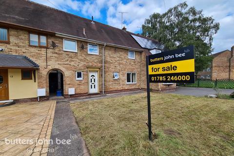 4 bedroom terraced house for sale - Poplar Way, STAFFORD