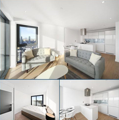 2 bedroom apartment to rent - Yabsley Street London E14
