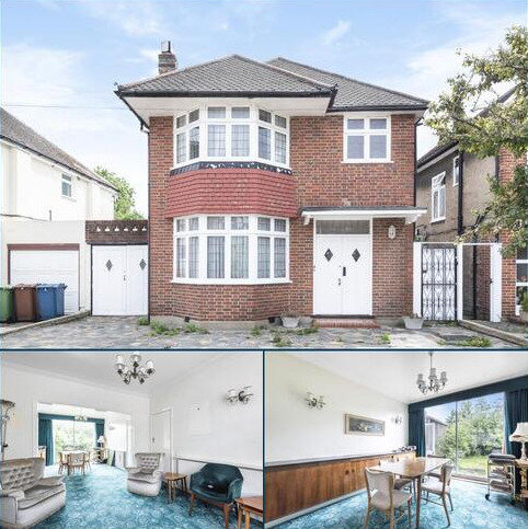 3 bedroom detached house for sale - Stanmore, Middlesex, HA7