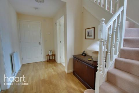 4 bedroom detached house for sale - Hubbard Road, Loughborough