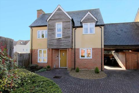 3 bedroom link detached house for sale - St James Street, Ludgershall, Ludgershall