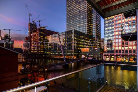 1 bedroom flat to rent - Discovery Dock s West  South Quay Square, London, E14