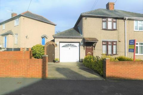 2 bedroom semi-detached house for sale - THE GROVE, COXHOE, OTHER AREAS