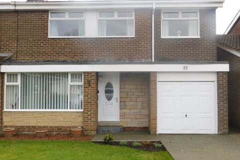 4 bedroom semi-detached house for sale - THE ORCHARD, SEDGEFIELD, SEDGEFIELD DISTRICT