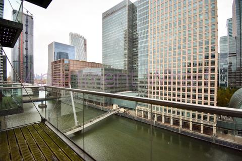 2 bedroom flat to rent - Discovery Dock s West  South Quay Square, London, E14
