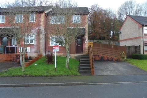 3 bedroom end of terrace house to rent - 7 Hazel Tree Way, Brackla, Bridgend. CF31 2BJ