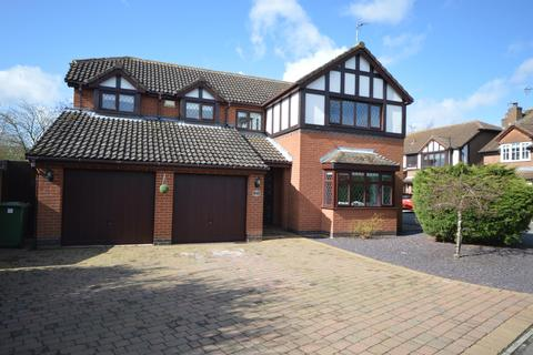 4 bedroom detached house for sale - Willowbrook Close, Broughton Astley, Leics, LE9 6HF