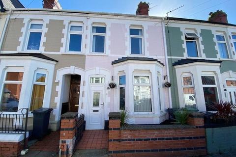 2 bedroom terraced house for sale - Pomeroy Street, Cardiff Bay, Cardiff, CF10