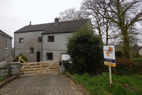 3 bedroom semi-detached house to rent - Harrowbarrow, Callington