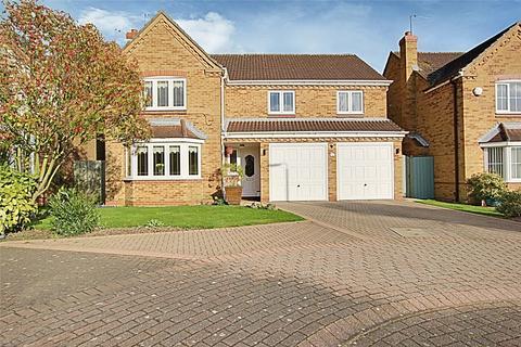 5 bedroom detached house for sale - Hambling Drive, Beverley, East Yorkshire, HU17