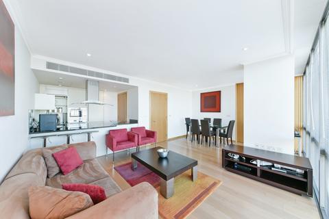 2 bedroom apartment to rent - No 1 West India Quay, Canary Wharf, London E14