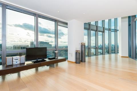 2 bedroom apartment to rent - No. 1 West India Quay, Canary Wharf E14
