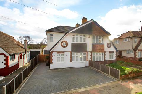 4 bedroom semi-detached house for sale - Old Farm Avenue, Sidcup, Kent, DA15 8AJ