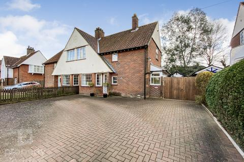 3 bedroom semi-detached house for sale - George Borrow Road, Norwich