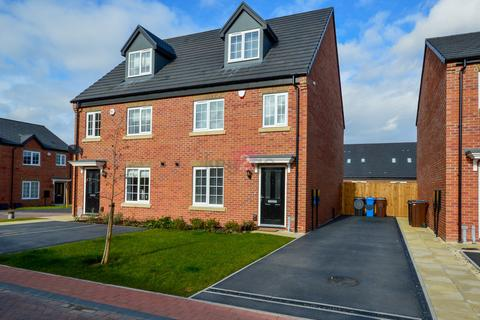 4 bedroom semi-detached house for sale - Hewer Court, Halfway, Sheffield, S20