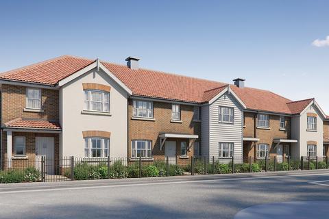 3 bedroom end of terrace house for sale - Plot 4 Oaklands, Parsons Heath, CO4 3HT